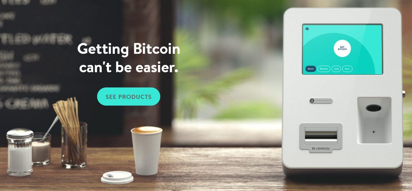 ②ビットコインをビットコインATMで購入
