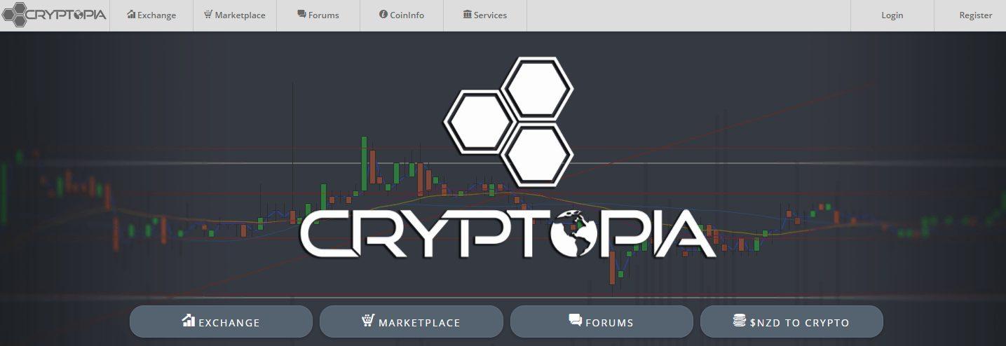 Cryptopia(クリプトピア)